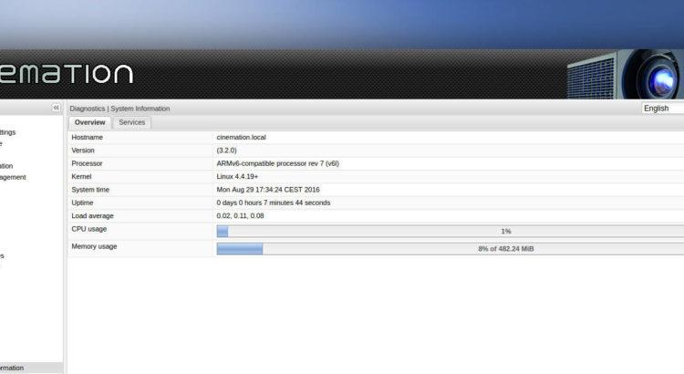 cinemation software